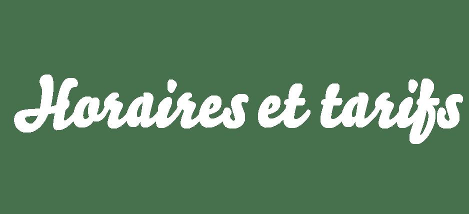 horaires et tarifs du Vélorail des Cévennes