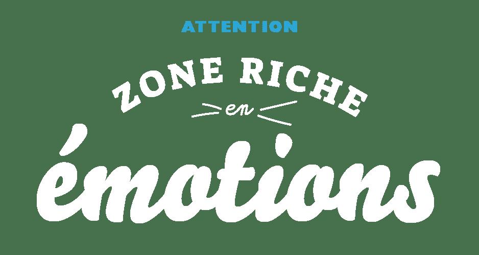 Zone riche en émotions - Vélorail des Cévennes