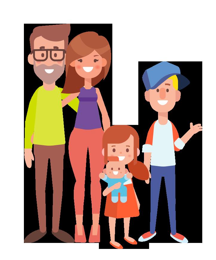 Famille du Vélorail des Cévennes